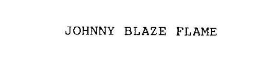 JOHNNY BLAZE FLAME