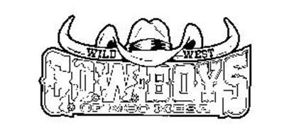 WILD WEST COW-BOYS OF MOO MESA