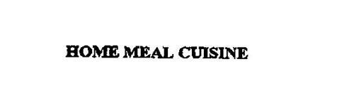 HOME MEAL CUISINE