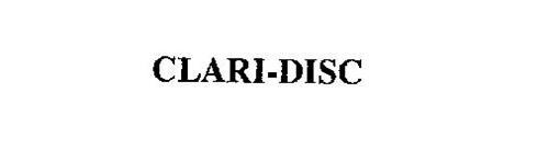 CLARI-DISC