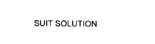 SUIT SOLUTION