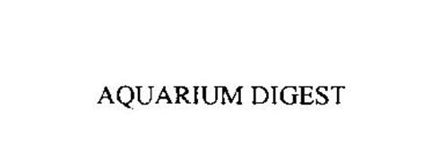 AQUARIUM DIGEST