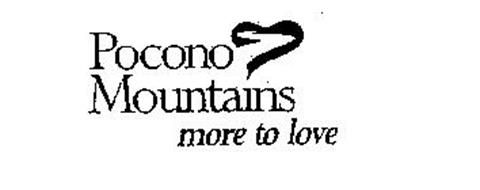 POCONO MOUNTAINS MORE TO LOVE