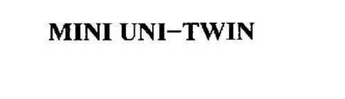 MINI UNI-TWIN
