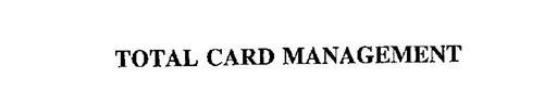 TOTAL CARD MANAGEMENT