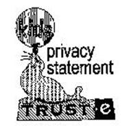TRUSTE KIDS PRIVACY STATEMENT