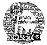 CLICK TO VERIFY TRUSTE KIDS PRIVACY STATEMENT