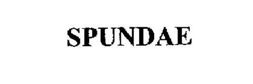 SPUNDAE
