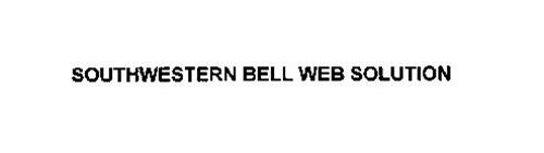 SOUTHWESTERN BELL WEB SOLUTION