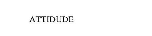 ATTIDUDE