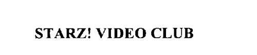 STARZ! VIDEO CLUB
