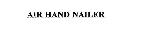AIR HAND NAILER