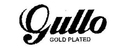 GULLO GOLD PLATED
