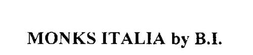MONKS ITALIA BY B.I.