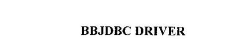 BBJDBC DRIVER