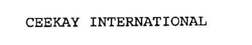 CEEKAY INTERNATIONAL