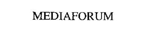 MEDIAFORUM