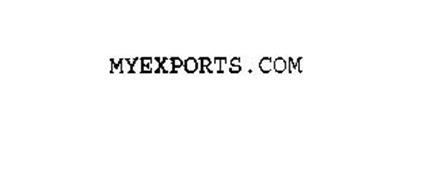 MYEXPORTS.COM