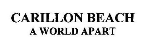 CARILLON BEACH A WORLD APART