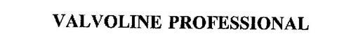 VALVOLINE PROFESSIONAL