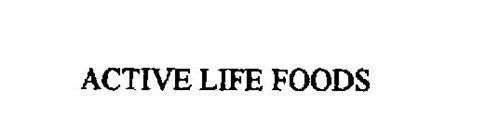 ACTIVE LIFE FOODS