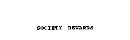 SOCIETY REWARDS
