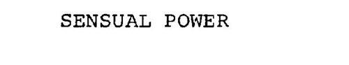 SENSUAL POWER