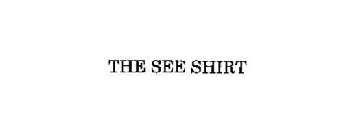 THE SEE SHIRT