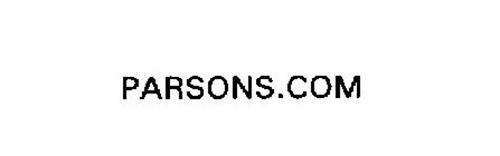 PARSONS.COM