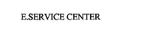 E.SERVICE CENTER