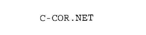 C-COR.NET