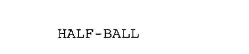 HALF-BALL