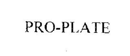 PRO-PLATE