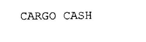 CARGO CASH