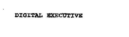DIGITAL EXECUTIVE