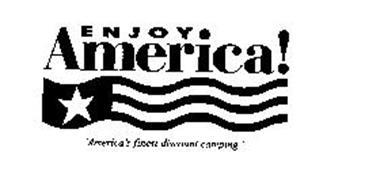 ENJOY AMERICA! AMERICA'S FINEST DISCOUNT CAMPING