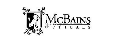 MCBAINS OPTICALS