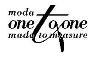 MODA ONE TO ONE MADE TO MEASURE