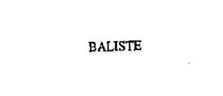 BALISTE