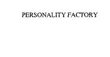 PERSONALITY FACTORY