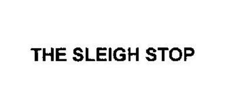 THE SLEIGH STOP