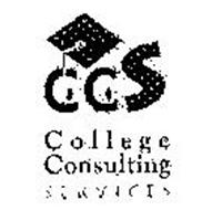 CCS COLLEGE CONSULTING SERVICES
