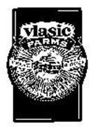 VLASIC FARMS FRESH WHOLE MUSHROOMS FRESHEST TASTE FINEST QUALITY
