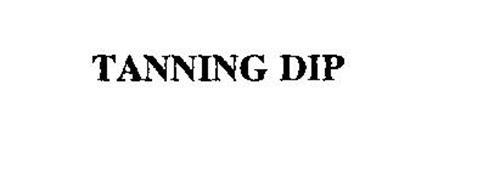 TANNING DIP