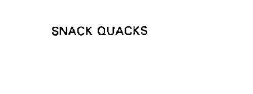 SNACK QUACKS