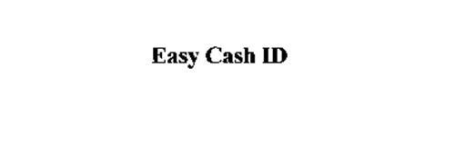 EASY CASH ID