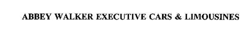 ABBEY WALKER EXECUTIVE CARS & LIMOUSINES
