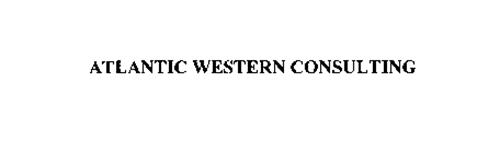 ATLANTIC WESTERN CONSULTING