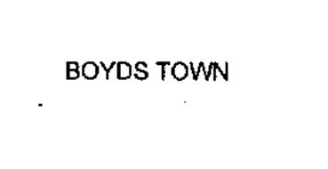 BOYDS TOWN