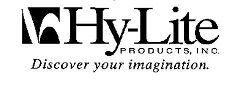 HY-LITE PRODUCTS, INC.  DISCOVER YOUR IMAGINATIOIN.
